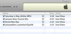 Convert MP4 audio to MP3 - step 1