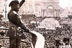 Le fascisme....