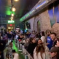 Wisconsin bars packed after court lifts stay-at-home order