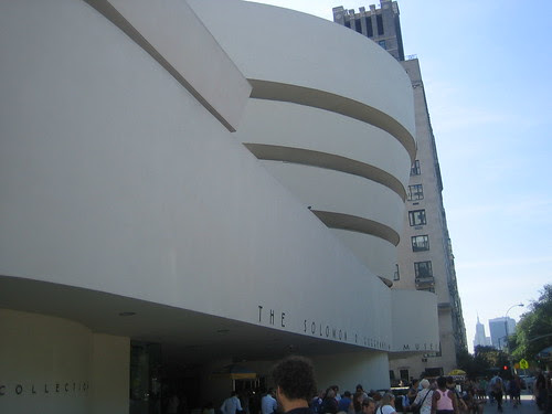 Guggenheim Museum, September 2010 _ 7289