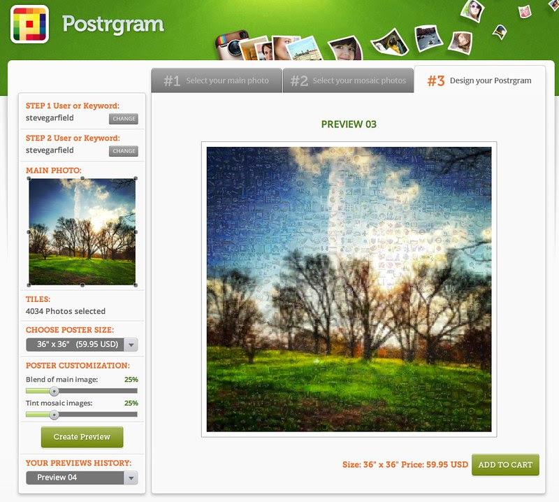 Postrgram Creator 3