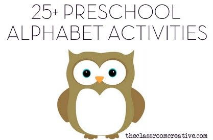 1000+ images about Preschool Letter Activities on Pinterest | Form ...