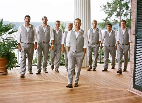 3 dapper summer style ideas for grooms and groomsmen   My
