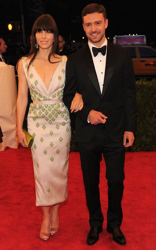 Costume Institute Gala Met Ball - May 7, 2012, Justin Timberlake