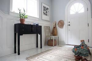 Foyer Ideas for Less Than $100 | Entryway Organization | HouseLogic