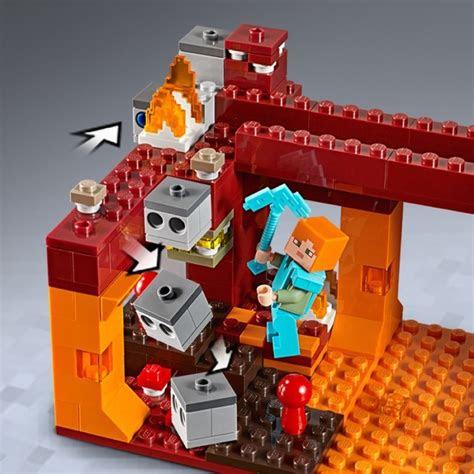 lego minecraft detailbilder zu den neuen sets