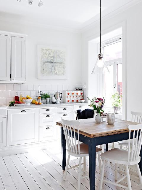 peasants, scandinavian, kitchen, interior, design, idea 7   Favimages.