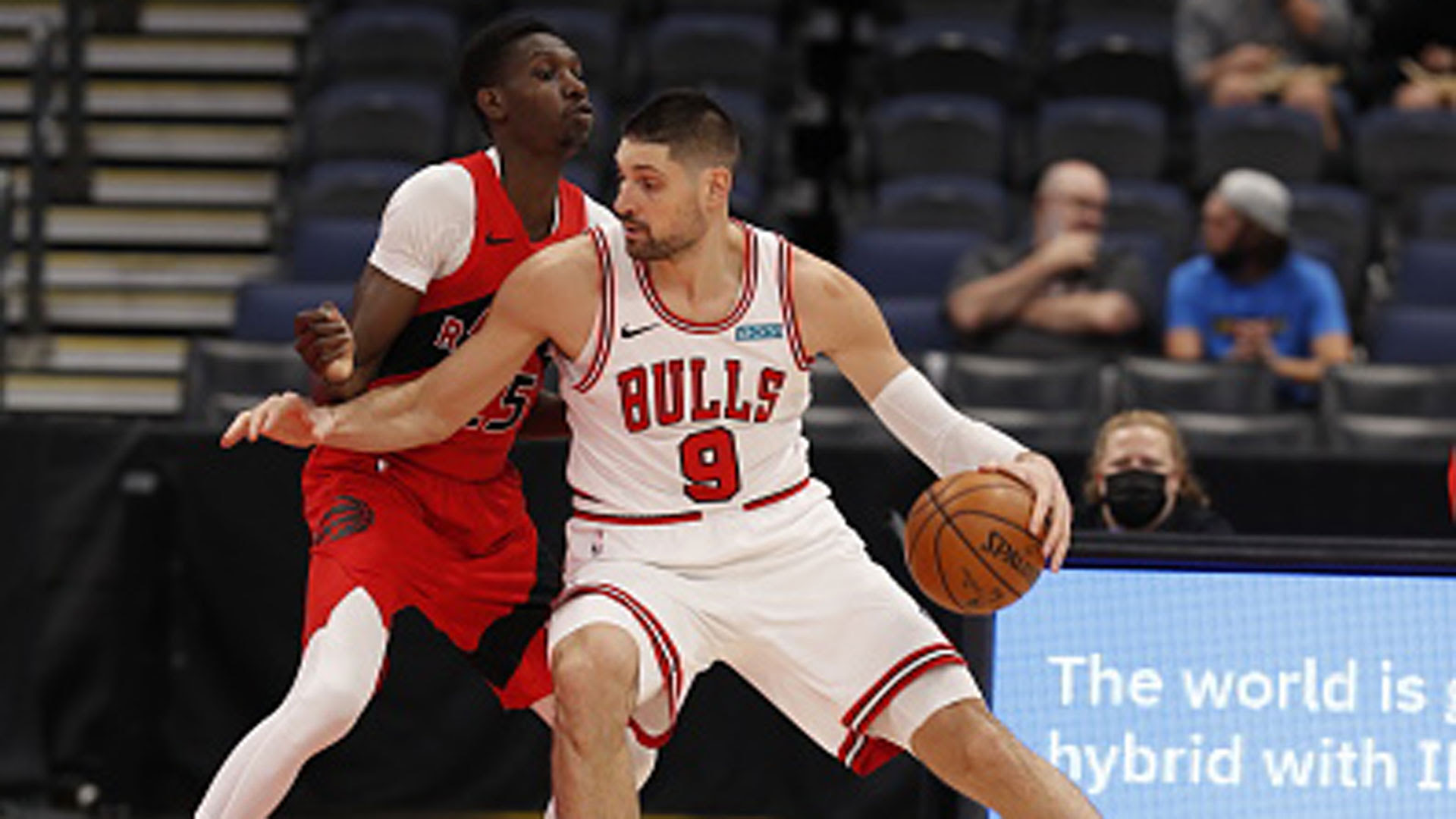 Boucher drops career-high 38 points, but short-handed Raps fall to Bulls