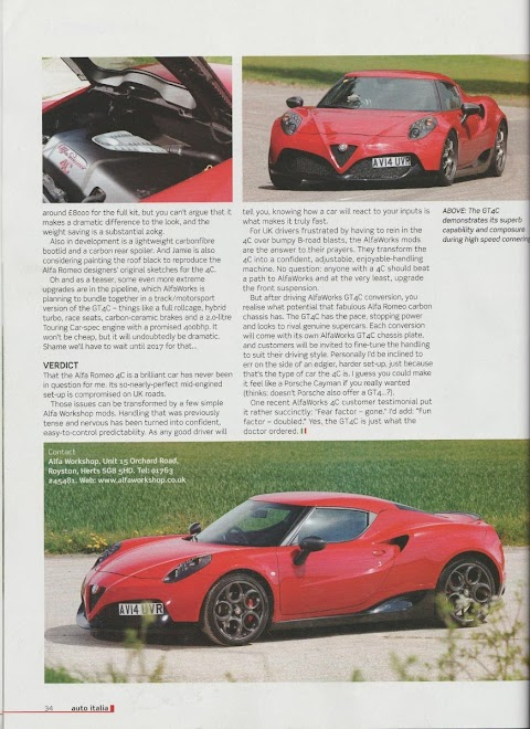 Corvette Stingray Vs Alfa Romeo 4c Top Gear