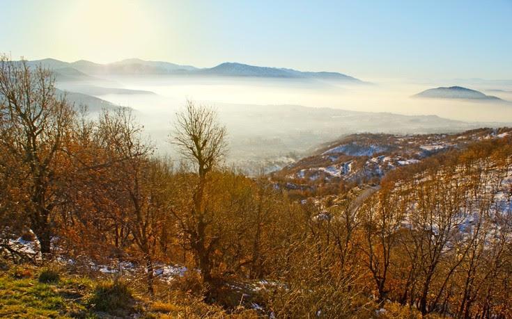 perierga.gr - Υπέροχη φθινοπωρινή Ελλάδα!