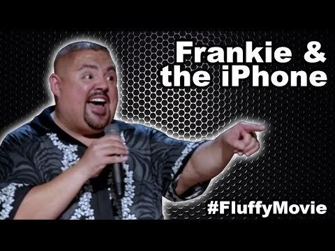 """Frankie & The iPhone"" - The Fluffy Movie - Gabriel Iglesias"