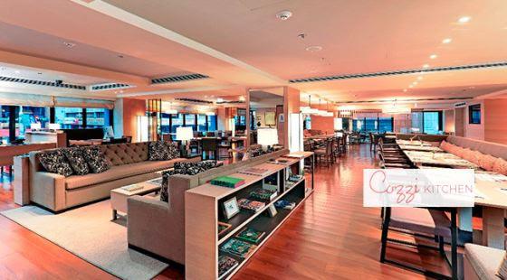 和逸台北忠孝館THE Lounge/和逸台北忠孝館/THE Lounge/下午茶