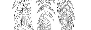 Free Printable Dream Catcher Coloring Pages