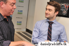Daniel Radcliffe on Elvis Duran and the Morning Show