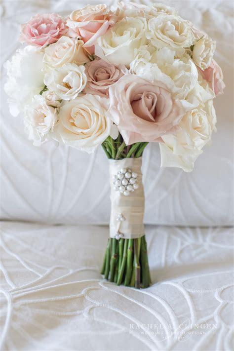 ivory pink blush wedding bouquet   Wedding Decor Toronto
