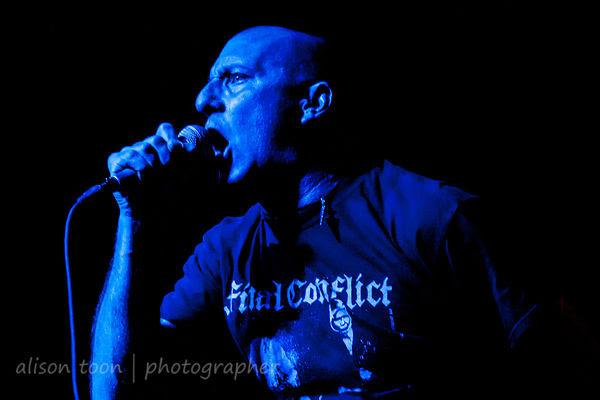 Clifford Dinsmore, vocals, Bl'ast