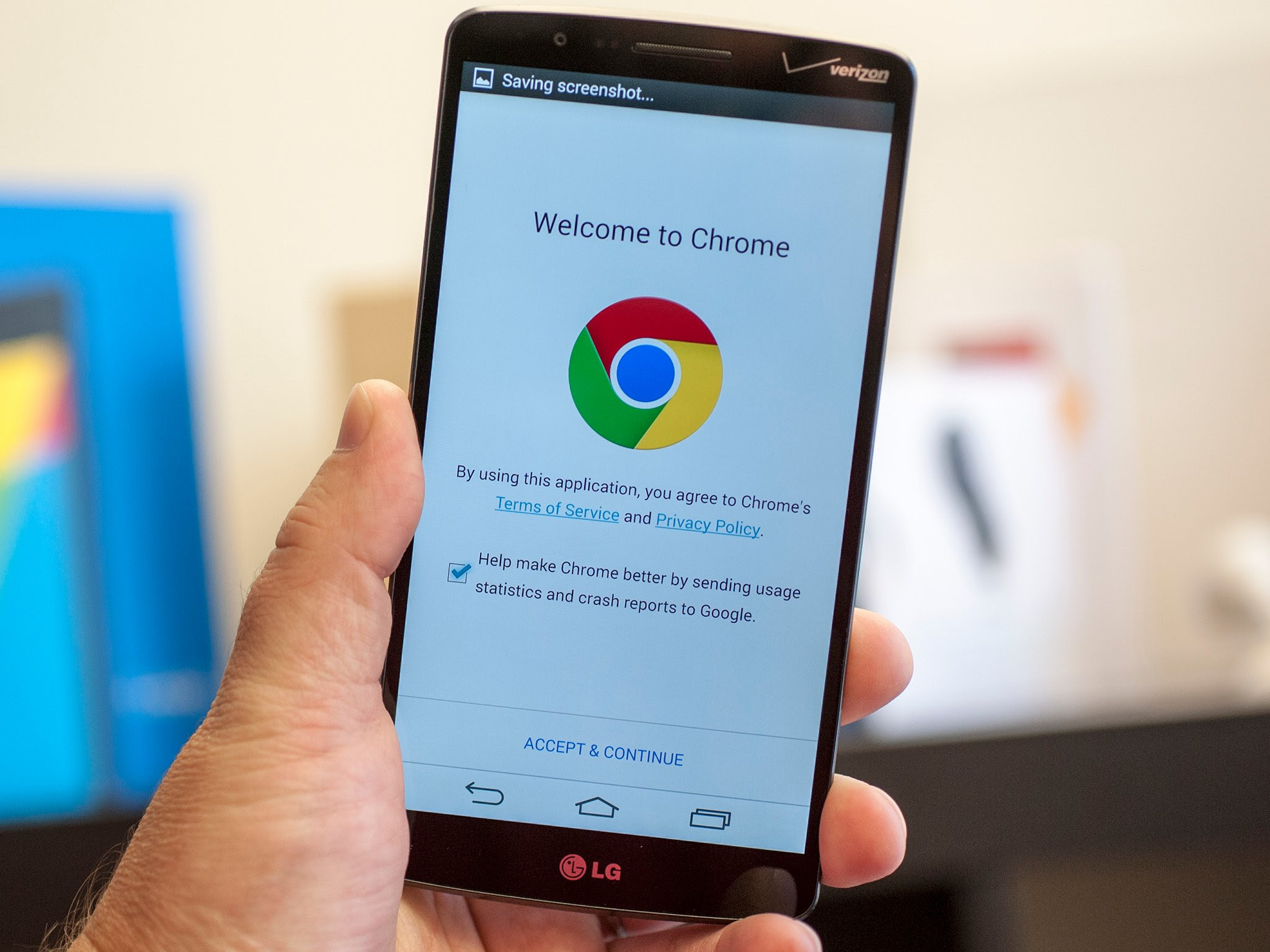 Chrome for Android updated with more Material Design updates