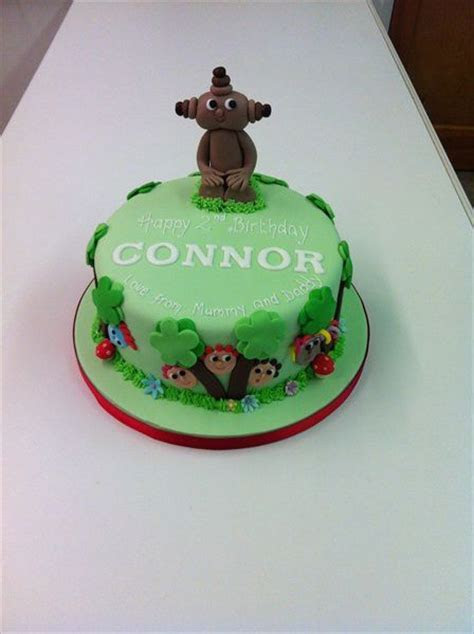 Macca Pacca What Cake Ideas and Designs