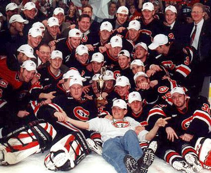 St. Cloud State WCHA 2001