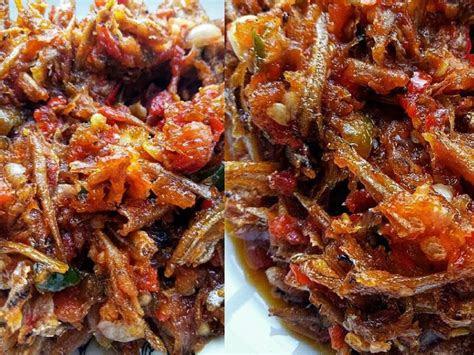 resepi sambal tomato ikan bilis menyelerakanbertambah