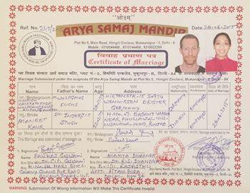 Arya Samaj Marriage Latest Photo Gallery