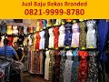 Distributor Baju Bekas Import