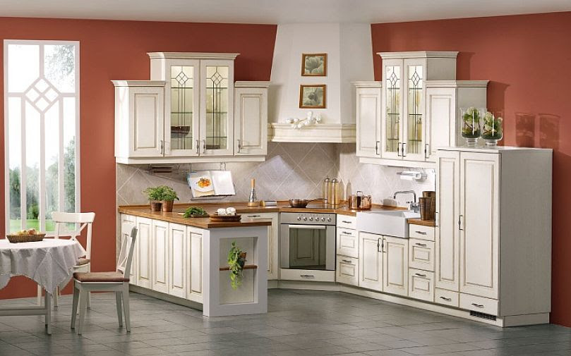 Best Kitchen Paint Colors with White Cabinets - Decor ...