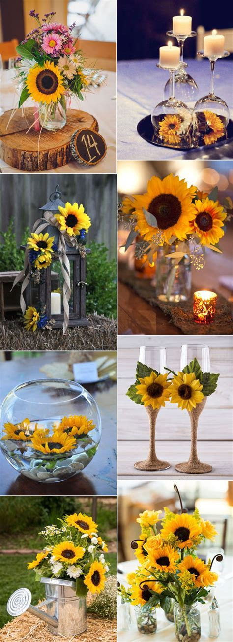 40  Super Cool Ideas to Incorporate Sunflowers to Your