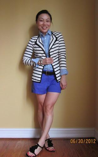 stripes & shorts