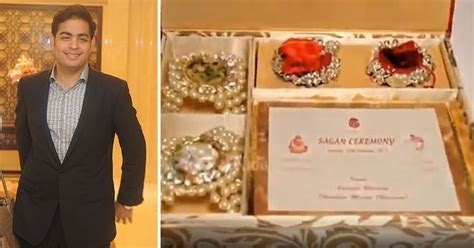 Alleged Wedding Card Of Mukesh Ambani's Son Goes Viral
