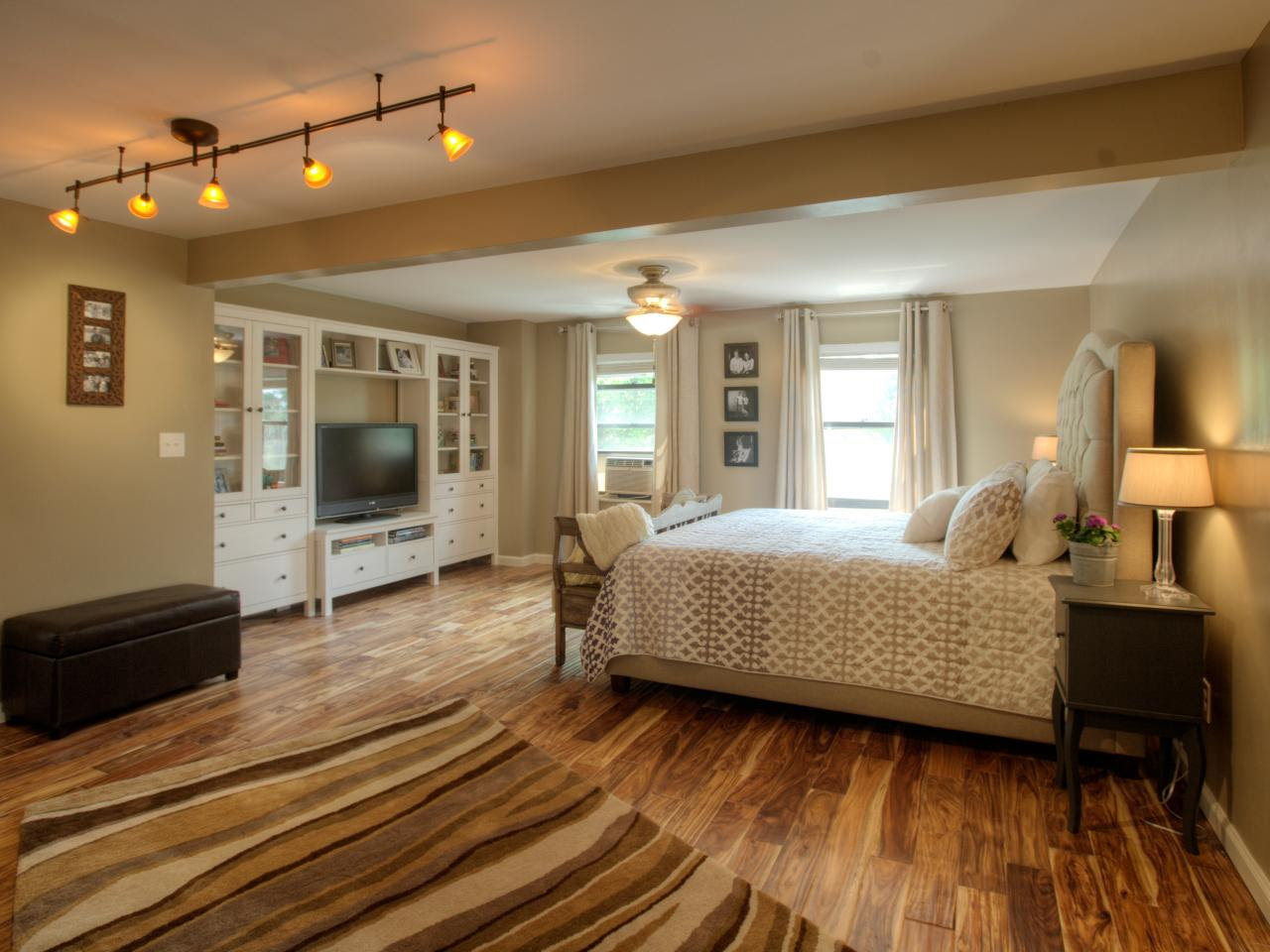 Run My Makeover Bedrooms With Hardwood Floors Bedroom Atmosphere Ideas Hgtv Before And After Bathroom Makeovers Kitchen Best Backyards Software Basement Apppie Org
