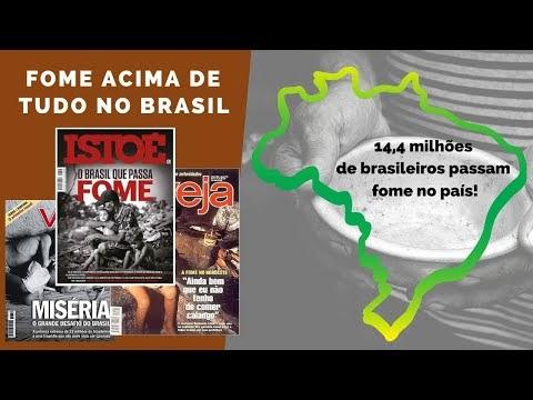 A fome no Brasil