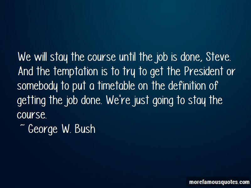 Stay The Course Quotes Top 71 Quotes About Stay The Course From