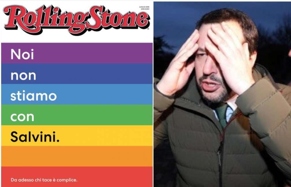 Risultati immagini per Rolling Stone Italia MICHELE SERRA