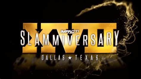 impact wrestling slammiversary xvii results tna