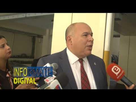 VIDEOS: Dilepcio Nuñez, diputado asegura que legisladores solo cumplieron con mandato constitucional cuando aprobaron proyectos de Odebrecht.