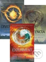 Divergencia (Kolekcia troch titulov) (Veronica Roth)