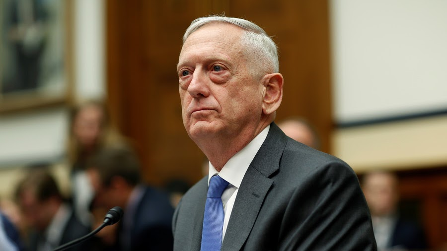 Mattis: Still no evidence on Syria chemical attack, but I believe there was one
