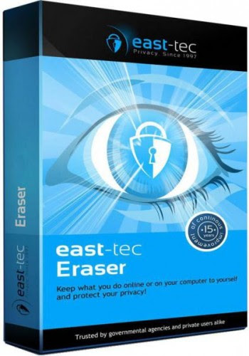 east-tec Eraser 12.7.0.8289 Activation Key, Keygen Free Download