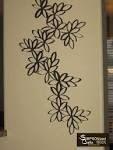 SIMPSONIZED CRAFTS: Paper Towel Roll Wall Decor