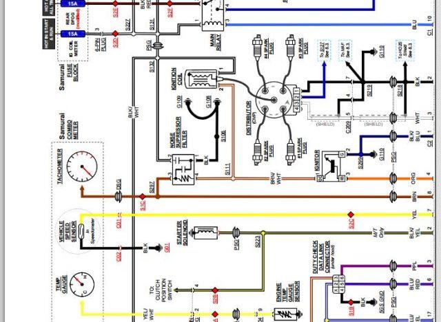 1986 Suzuki Samurai Engine Wiring Diagram Samsung Wiring Schematic Bege Wiring Diagram