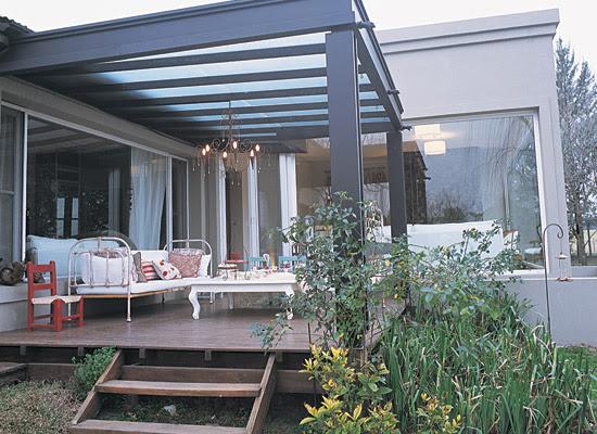 Reforma de una casa en manzanares loly albasin blog y for Cubiertas para techos livianas
