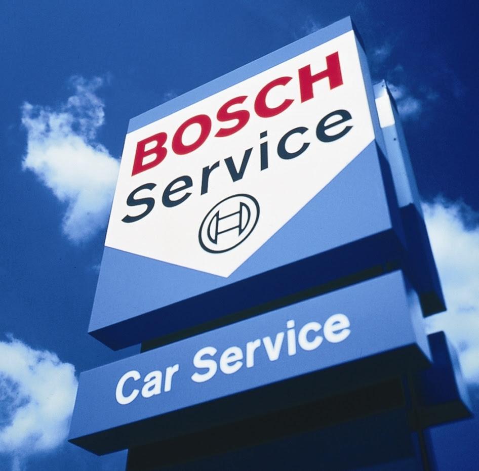bosch car garage clipart 5