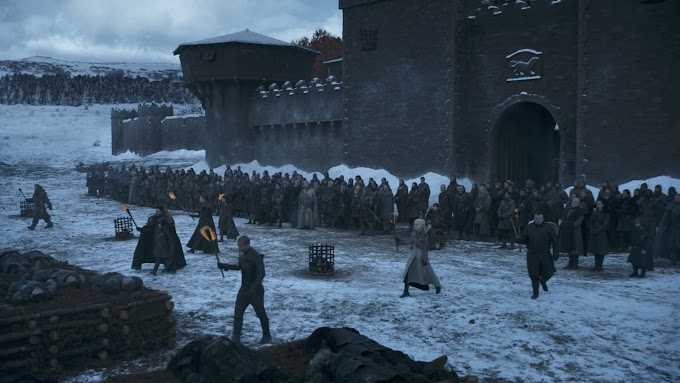 GAME OF THRONES SEASON 08 EPISODE 04 (The Mountain and the Viper)