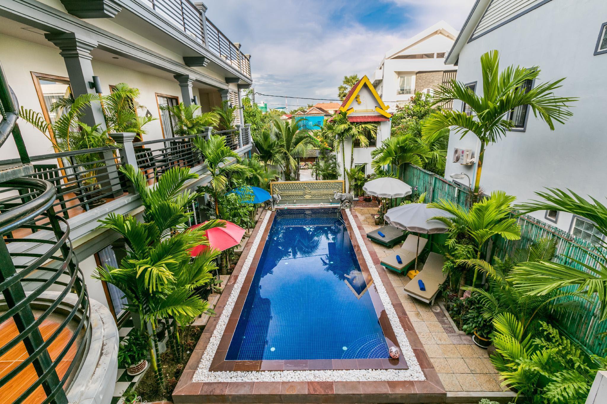 Asanak D'Angkor Boutique Hotel Reviews