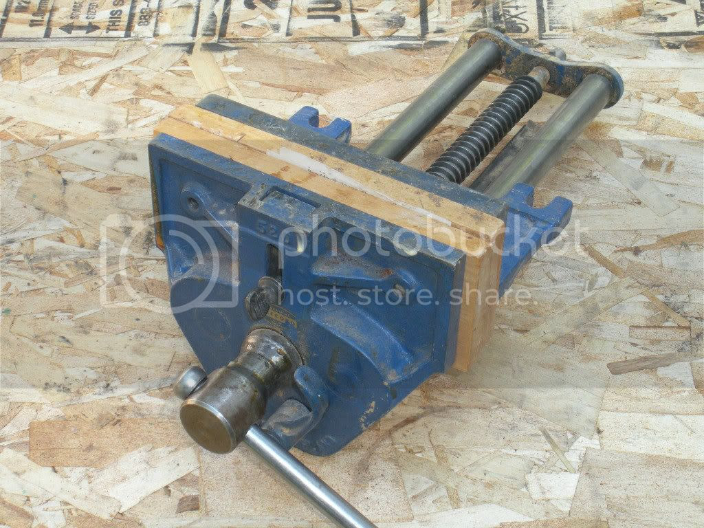 Desk Woodworking Vice For Sale Here