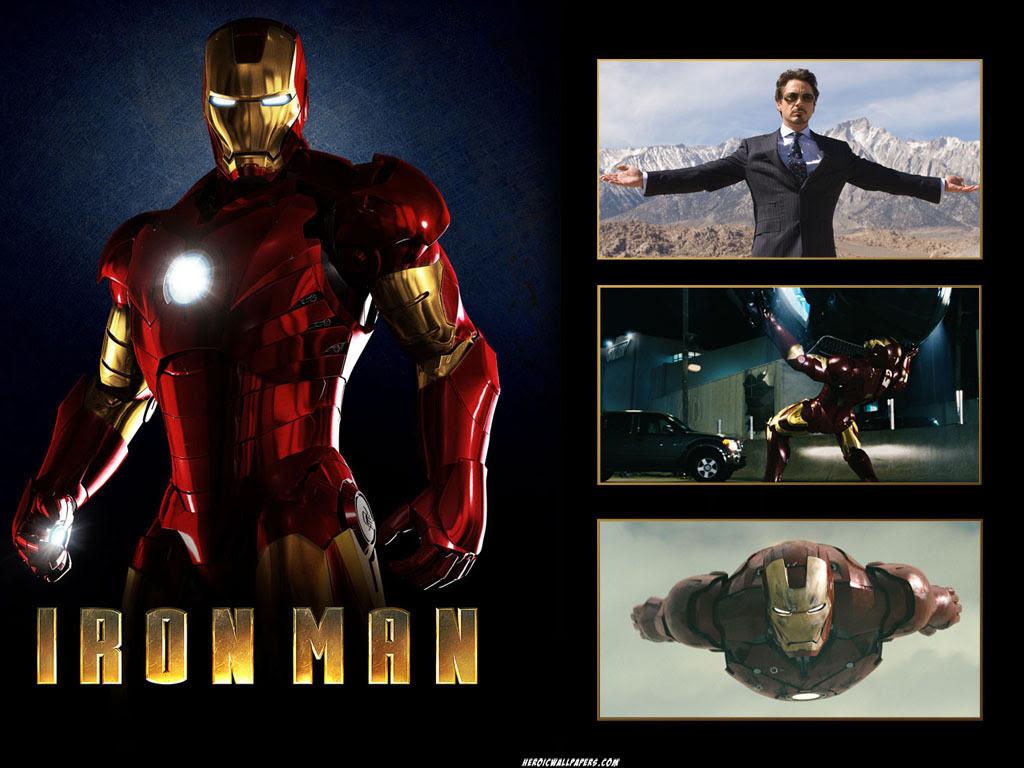 Iron Man Wallpaper Homem De Ferro Wallpaper 2725669 Fanpop