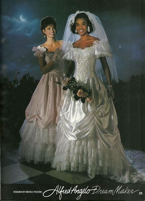 Alfred Angelo Dream Maker Spring 1992   1990's wedding