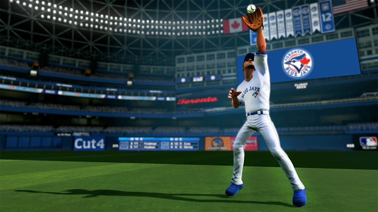 RBI Baseball 17 will release on Switch when the season's nearly over screenshot