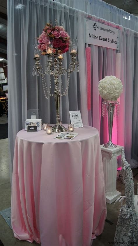 evebt planner bridal booth   Show Wedding Planner Booth